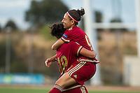 European Women's Championship 2017 Spain and Montenegro