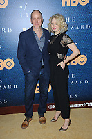 www.acepixs.com<br /> May 11, 2017  New York City<br /> <br /> Kelly AuCoin attending the 'The Wizard Of Lies' New York Premiere at The Museum of Modern Art on May 11, 2017 in New York City. <br /> <br /> Credit: Kristin Callahan/ACE Pictures<br /> <br /> <br /> Tel: 646 769 0430<br /> Email: info@acepixs.com
