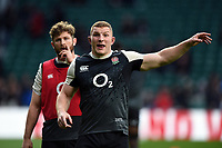 Sam Underhill of England. Quilter International match between England and New Zealand on November 10, 2018 at Twickenham Stadium in London, England. Photo by: Patrick Khachfe / Onside Images