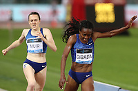 Genzebe DIBABA (ETH) wins the race 1500m Women <br /> Roma 06-06-2019 Stadio Olimpico, <br /> IAAF Diamond League Golden Gala<br /> Meeting Atletica Leggera <br /> Photo Cesare Purini / Insidefoto