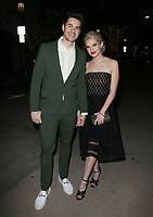 WESTWOOD, CA - April 13: Jayson Blair, Claudia Lee, At Premiere Of Swen Group's &quot;The Outcasts&quot; At The Landmark Regent  In California on April 13, 2017. <br /> CAP/MPIFS<br /> &copy;MPIFS/Capital Pictures