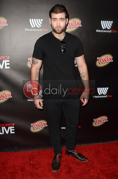 Weston Cage<br /> at Westwood One Rooftop Live, The Perch, Los Angeles, CA 11-19-16<br /> David Edwards/DailyCeleb.com 818-249-4998
