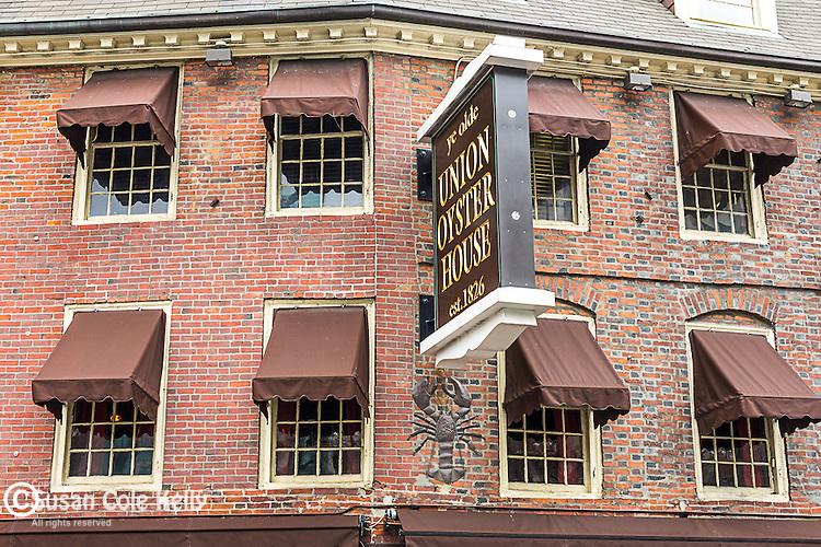 Union Oyster House, Boston, Massachusetts, USA