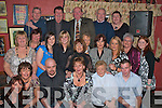 BIG FIVE 0: Margaret Foley (seated centre), proprietor of An Tochar Ba?n, Kilmoyley, celebrated her 50th birthday on Friday night with many family and friends.   Copyright Kerry's Eye 2008