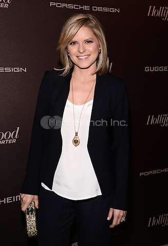 NEW YORK, NY - APRIL 16: Kate Bolduan attends The Hollywood Reporter 35 Most Powerful People In Media Celebration at The Four Seasons Restaurant on April 16, 2014 in New York City RTNPluvious/MediaPunch