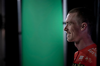 Rohan Dennis (AUS/Bahrein-Merida) having his official portrait taken ahead of the 'Grand Départ'<br /> <br /> Official 106th Tour de France 2019 Teams Presentation at the Central Square (Grote Markt) in Brussels (Belgium)<br /> <br /> ©kramon