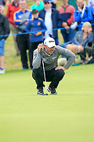 Paul Waring (ENG) during the 3rd round of the Dubai Duty Free Irish Open, Lahinch Golf Club, Lahinch, Co. Clare, Ireland. 06/07/2019<br /> Picture: Golffile | Thos Caffrey<br /> <br /> <br /> All photo usage must carry mandatory copyright credit (© Golffile | Thos Caffrey)