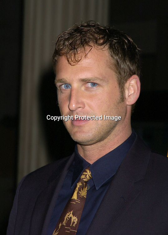 "Josh Lucas ..at a screening of an HBO Film ""Empire Falls"" on ..May 9, 2005 at the Metropolitan Museum of Art. ..Photo by Robin Platzer, Twin Images"