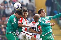 Apertura 2014 Palestino vs Audax