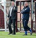 Morton Manager Jim Duffy and Craig McPherson.