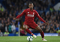 Daniel Sturridge of Liverpool <br /> 29-09-2018 Premier League <br /> Chelsea - Liverpool<br /> Foto PHC Images / Panoramic / Insidefoto <br /> ITALY ONLY