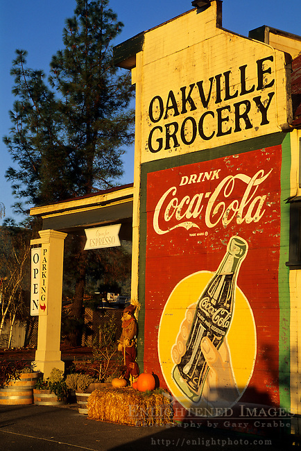 Oakville Grocery, Oakville, Napa Valley, Napa County, California