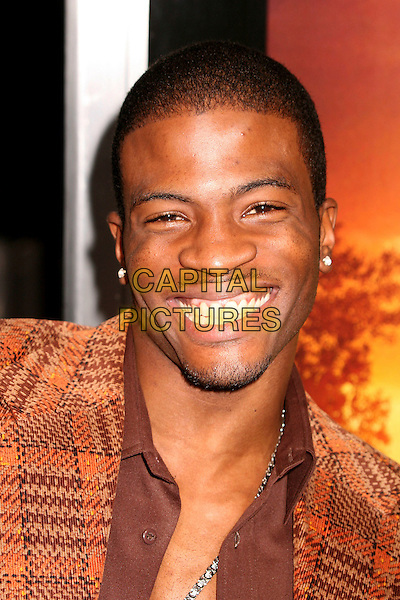 "BLACK THOMAS.""Stomp The Yard"" Los Angeles Premiere at Arclight Cinemas, Hollywood, California, USA, 8 January 2007..portrait headshot.CAP/ADM/BP.©Byron Purvis/AdMedia/Capital Pictures."