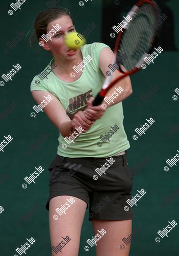 2007-05-20 / Tennis / Debby Van den Eynde