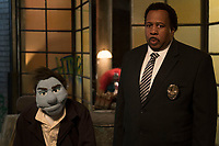 Leslie David Baker<br /> The Happytime Murders (2018) <br /> *Filmstill - Editorial Use Only*<br /> CAP/RFS<br /> Image supplied by Capital Pictures