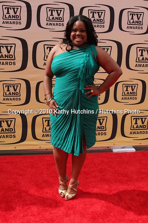 Amber RIley.arrives at the 2010 TV Land Awards.Sony Studios.Culver City, CA.April 17, 2010.©2010 Kathy Hutchins / Hutchins Photo...