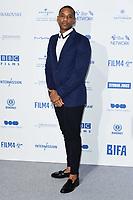 Reggie Yates<br /> arriving for the British Independent Film Awards 2019 at Old Billingsgate, London.<br /> <br /> ©Ash Knotek  D3541 01/12/2019