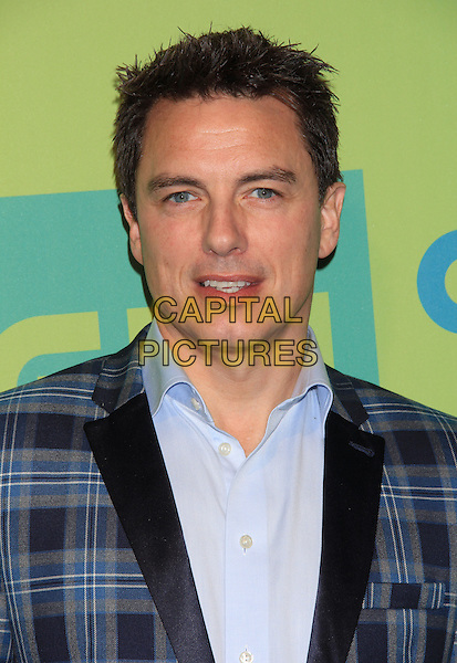 NEW YORK, NY - MAY 15: John Barrowman (from 'Arrow') attends The CW Upfront 2014 Red Carpet Arrivals at The London Hotel on May 15, 2014 in New York City.<br /> CAP/LNC/TOM<br /> &copy;TOM/LNC/Capital Pictures
