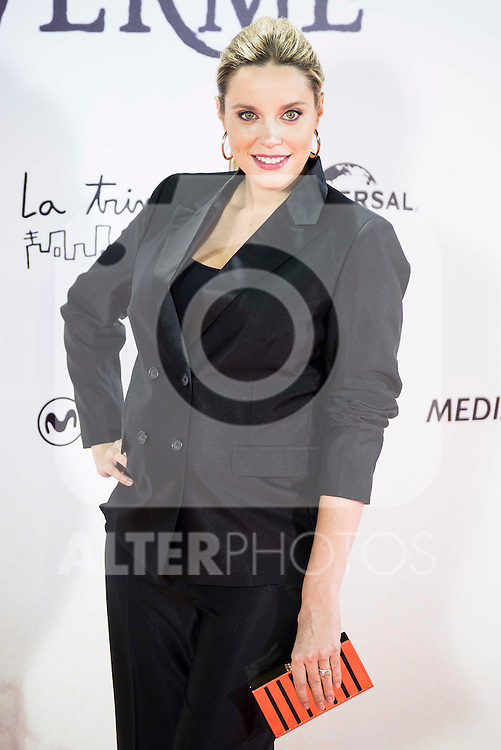 "Carolina Bang during the premiere of the spanish film ""Un Monstruo Viene a Verme"" of J.A. Bayona at Teatro Real in Madrid. September 26, 2016. (ALTERPHOTOS/Borja B.Hojas)"