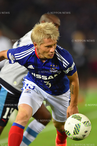 Yuzo Kobayashi (F Marinos),<br /> JULY 23, 2016 - Football / Soccer :<br /> 2016 J1 League 2nd stage match between Yokohama F Marinos 1-1 Jubilo Iwata at Nissan Stadium in Kanagawa, Japan. (Photo by AFLO)