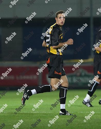 2008-09-20 / Voetbal / Lierse SK - KV Oostende / Petar Bojovic..Foto: Maarten Straetemans (SMB)