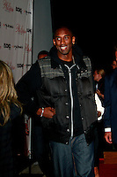 Kobe Bryant at The Grand Opening for Philippe Chow Restaurant on Melrose Avenue in West Hollywood, California on 12 October 2009..Photo by Nina Prommer/Milestone Photo