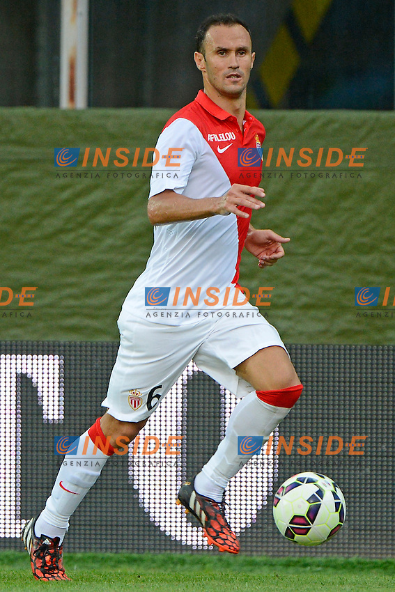 Ricardo Carvalho Monaco<br /> Parma 28-07-2014 Stadio Tardini - Football Calcio Amichevole. Pre season training. Parma - Monaco Foto Giuseppe Celeste / Insidefoto