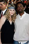 """HOLLYWOOD, CA. - April 30: Harold Perrineau and guest arrive at the Los Angeles premiere of """"Star Trek"""" at the Grauman's Chinese Theater on April 30, 2009 in Hollywood, California.a"""