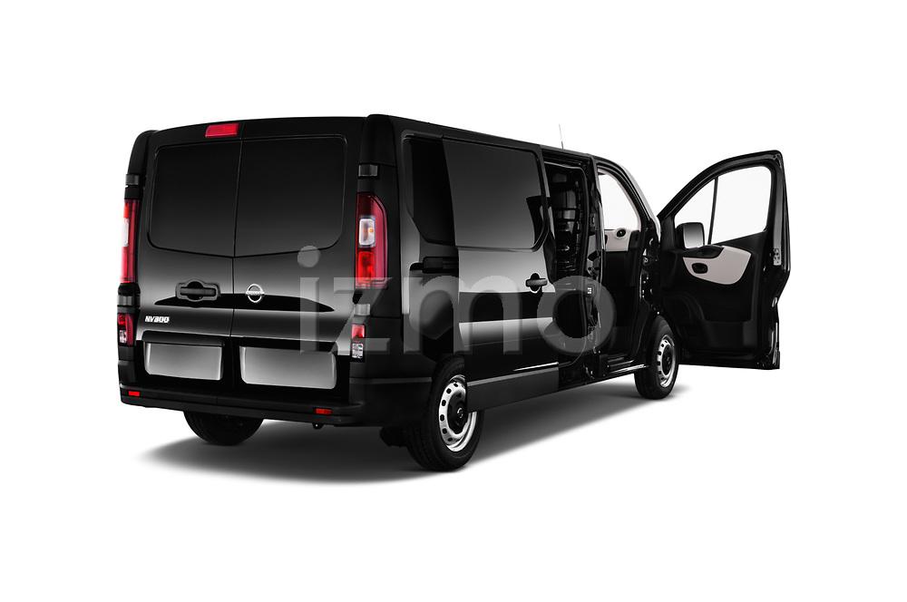 Car images of 2017 Nissan NV300 Optima 4 Door Cargo Van Doors