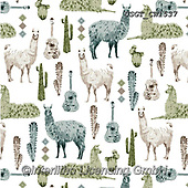 Lamont, GIFT WRAPS, GESCHENKPAPIER, PAPEL DE REGALO, paintings+++++,USGTCW1537,#gp#, EVERYDAY,lama,lamas ,sticker,stickers