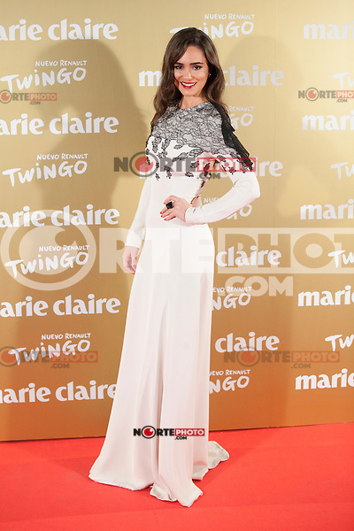 Alicia Sanz attends Marie Claire´s XII Fashion Prix ceremony in Madrid, Spain. November 19, 2014. (ALTERPHOTOS/Victor Blanco)