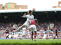 Ki Sung-yueng of Swansea   during the Barclays Premier League match between West Ham United and Swansea City  played at Boleyn Ground , London on 7th May 2016