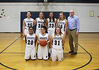 8th Grade Girls Basketball 10/17/17