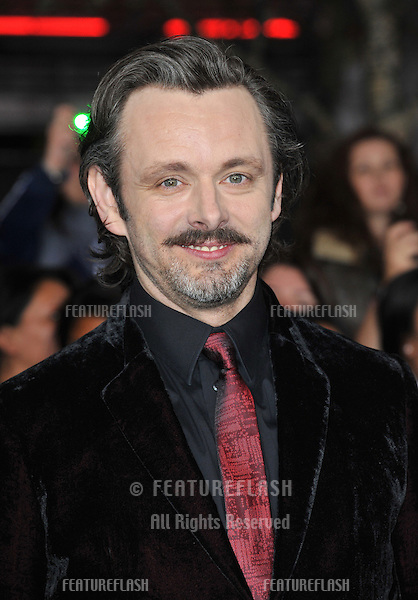 "Michael Sheen at the world premiere of his movie ""The Twilight Saga: Breaking Dawn - Part 2"" at the Nokia Theatre LA Live..November 12, 2012  Los Angeles, CA.Picture: Paul Smith / Featureflash"