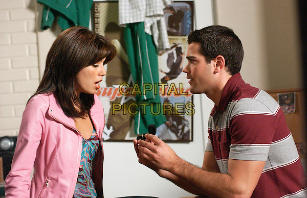 "EVA LONGORIA & JESSE METCALFE.in Desperate Housewives.""Your Fault"" .*Editorial Use Only*.www.capitalpictures.com.sales@capitalpictures.com.Supplied by Capital Pictures."