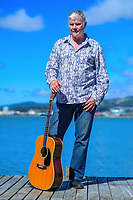 Rob Koass photoshoot in Titahi Bay, Wellington, New Zealand on Monday, 8 October 2018. Photo: Dave Lintott / lintottphoto.co.nz