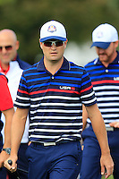 Zach Johnson US Team walks off the 12th tee during Thursday's Practice Day of the 41st RyderCup held at Hazeltine National Golf Club, Chaska, Minnesota, USA. 29th September 2016.<br /> Picture: Eoin Clarke | Golffile<br /> <br /> <br /> All photos usage must carry mandatory copyright credit (&copy; Golffile | Eoin Clarke)