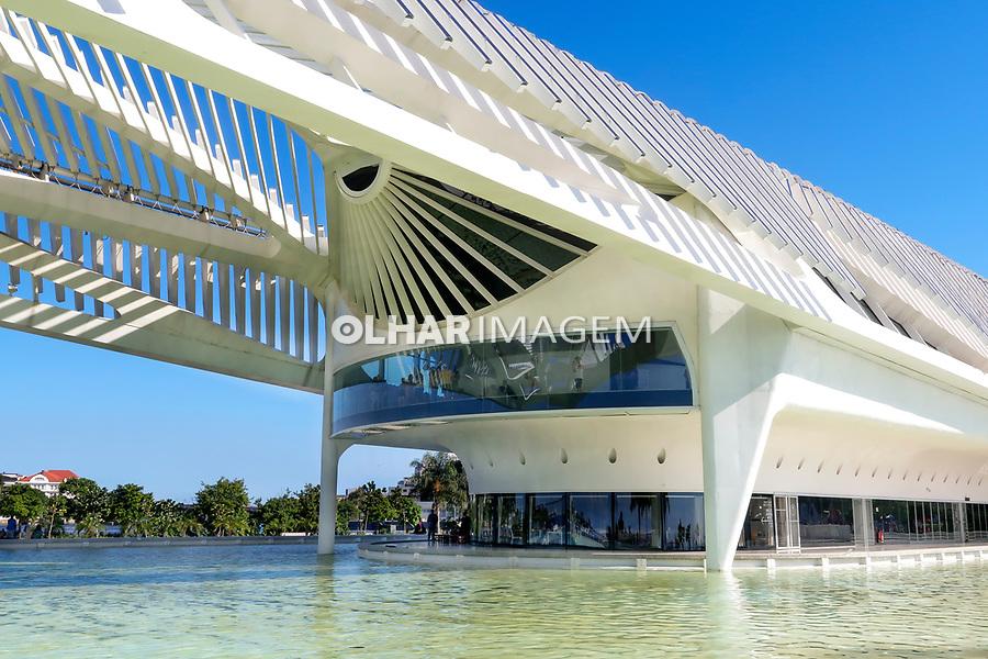 Museu do Amanha, Rio de Janeiro. 2019. Foto © Juca Martins
