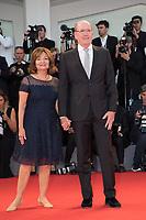 Richard Jenkins, Sharon R. Friedrick at the Shape Of Water premiere, 74th Venice Film Festival in Italy on 31 August 2017.<br /> <br /> Photo: Kristina Afanasyeva/Featureflash/SilverHub<br /> 0208 004 5359<br /> sales@silverhubmedia.com