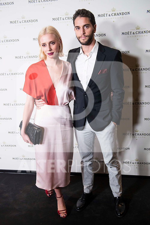 "Photocall of the party ""OpenTheNow of Moët & Chandon in Madrid, December 02, 2015<br /> (ALTERPHOTOS/BorjaB.Hojas)"