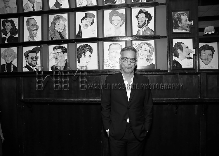 "Joe Mantello attends the Broadway Opening Night After Party for ""The Glass Menagerie'"" at Sardi's on March 9, 2017 in New York City."