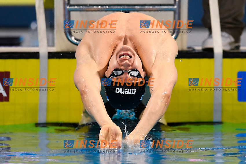 SHABASOV Andrei RUS<br /> Men's 100m Backstroke<br /> 13th Fina World Swimming Championships 25m <br /> Windsor  Dec. 6th, 2016 - Day01<br /> WFCU Centre - Windsor Ontario Canada CAN <br /> 20161206 WFCU Centre - Windsor Ontario Canada CAN <br /> Photo &copy; Giorgio Scala/Deepbluemedia/Insidefoto