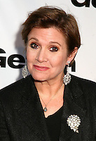 """27 December 2016 - Carrie Fisher, the iconic actress who portrayed Princess Leia in the Star Wars series, died Tuesday following a massive heart attack. Carrie Frances Fisher an American actress, screenwriter, author, producer, and speaker, was the daughter of singer Eddie Fisher and actress Debbie Reynolds. File Photo: 01 May 2006 - Westwood, California. Carrie Fisher. Geffen Playhouse Annual """"Backstage at The Geffen"""" Gala, 2006. Photo Credit: Byron Purvis/AdMedia"""