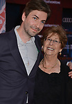 """Jon Watts - director and mom 056 arrives for the premiere of Sony Pictures' """"Spider-Man Far From Home"""" held at TCL Chinese Theatre on June 26, 2019 in Hollywood, California"""