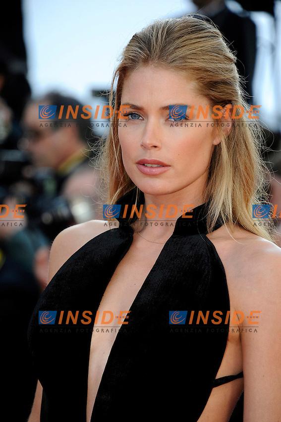 Doutzen Kroes<br /> Festival di Cannes 2016 <br /> Foto Panoramic / Insidefoto