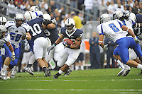 10 October 2009:  Penn State RB Evan Royster (22)..The Penn State Nittany Lions defeated the Eastern Illinois Panthers 52-3 at Beaver Stadium in State College, PA..