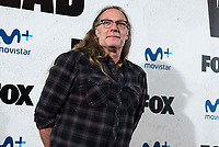 "The director of the series, Greg Nicotero attends to an event with fans of ""The Walking Dead"" at Cines Capitol in Madrid. March 09, 2017. (ALTERPHOTOS/Borja B.Hojas) /NortePhoto.com"