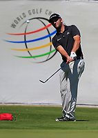 John Rahm (ESP) during the preview at the WGC Dell Technologies Matchplay championship, Austin Country Club, Austin, Texas, USA. 21/03/2017.<br /> Picture: Golffile | Fran Caffrey<br /> <br /> <br /> All photo usage must carry mandatory copyright credit (&copy; Golffile | Fran Caffrey)