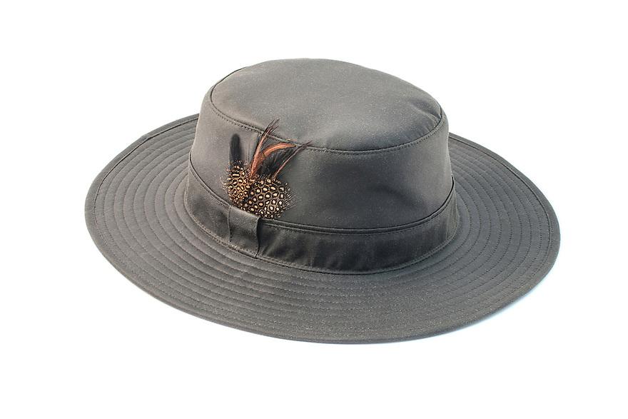 Packshot of the Wanderer Wax Outback Hat
