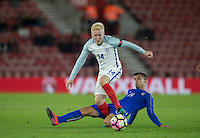 England U21 v Italy U21 - International Friendly - 10.11.2016
